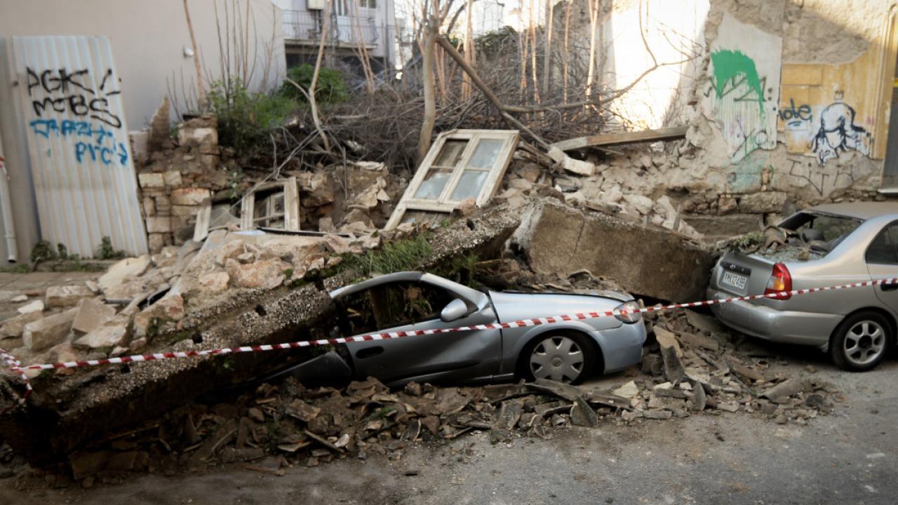 Αποτέλεσμα εικόνας για γκαζι καταρρευση