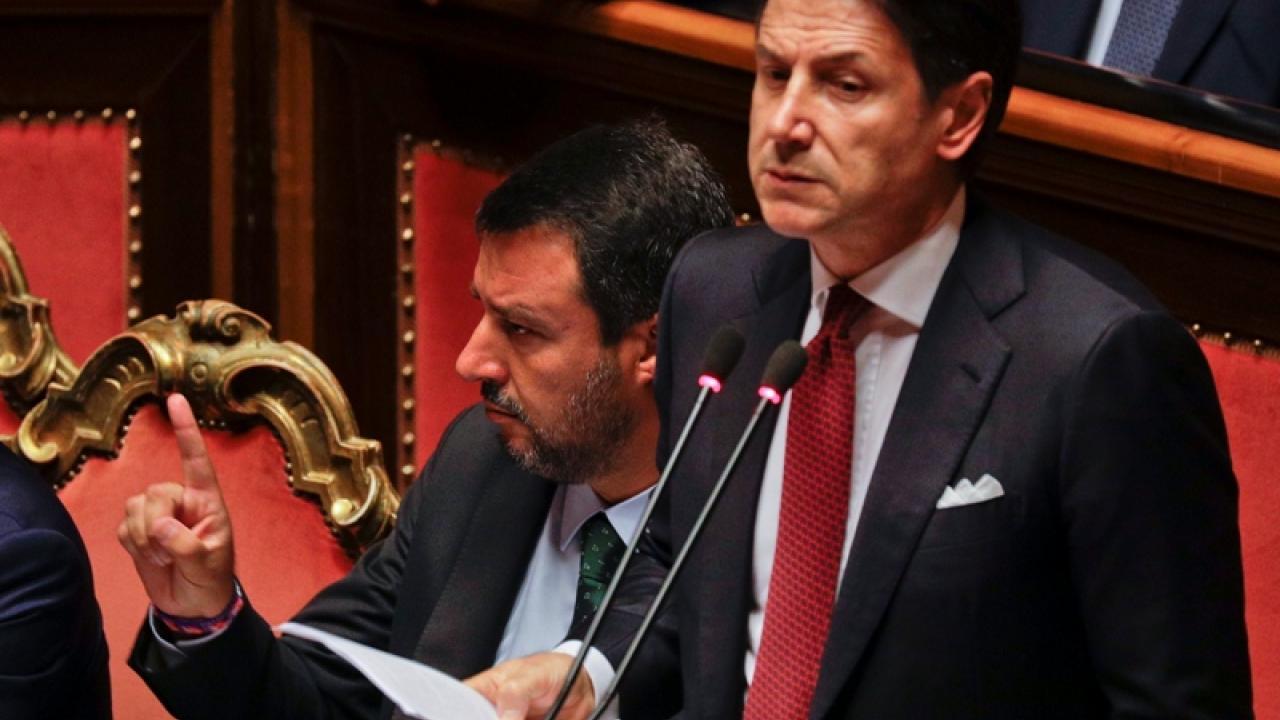 Συμφωνία για κυβέρνηση στην Ιταλία - Έπαιξε κι έχασε ο Σαλβίνι