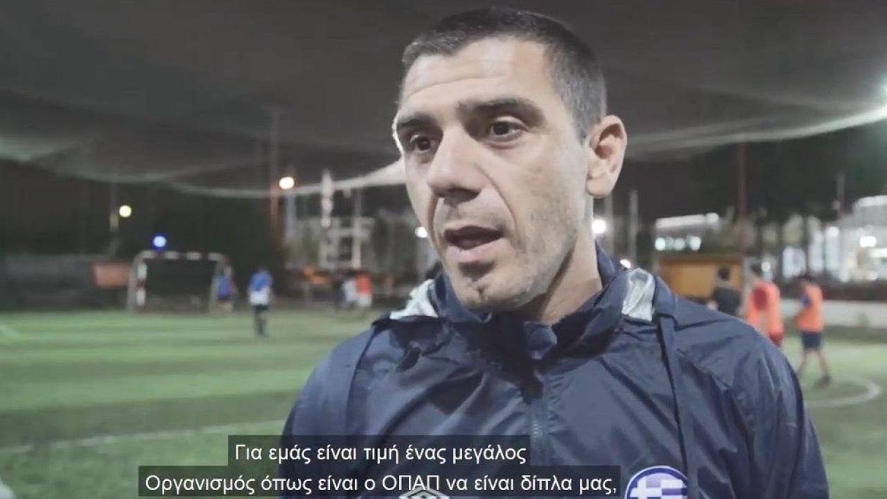 Βρετανικό ραντεβού προπονητής