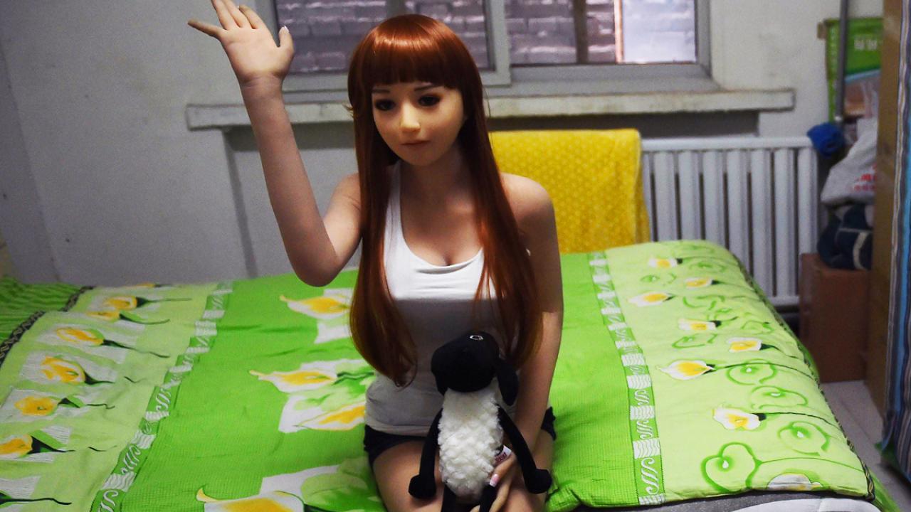 Ιαπωνικό φουσκωτό σεξ κούκλα