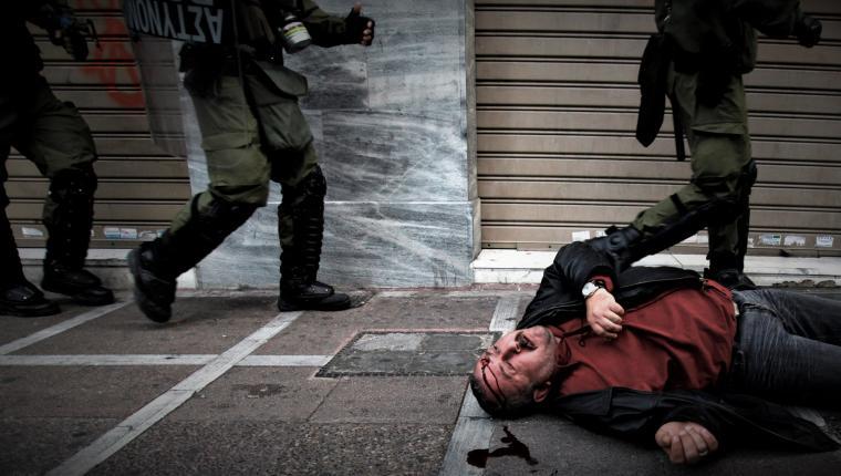 Αποτέλεσμα εικόνας για αστυνομική βία